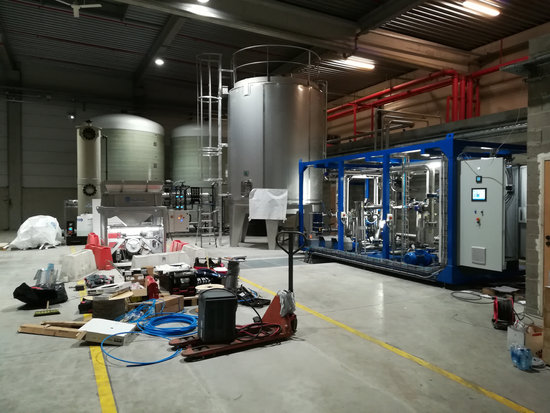Greenchem AdBlue production site